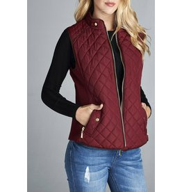 Active Chance Quilted Vest