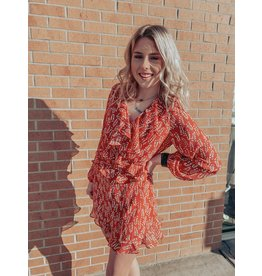 The Close To My Heart Printed Romper