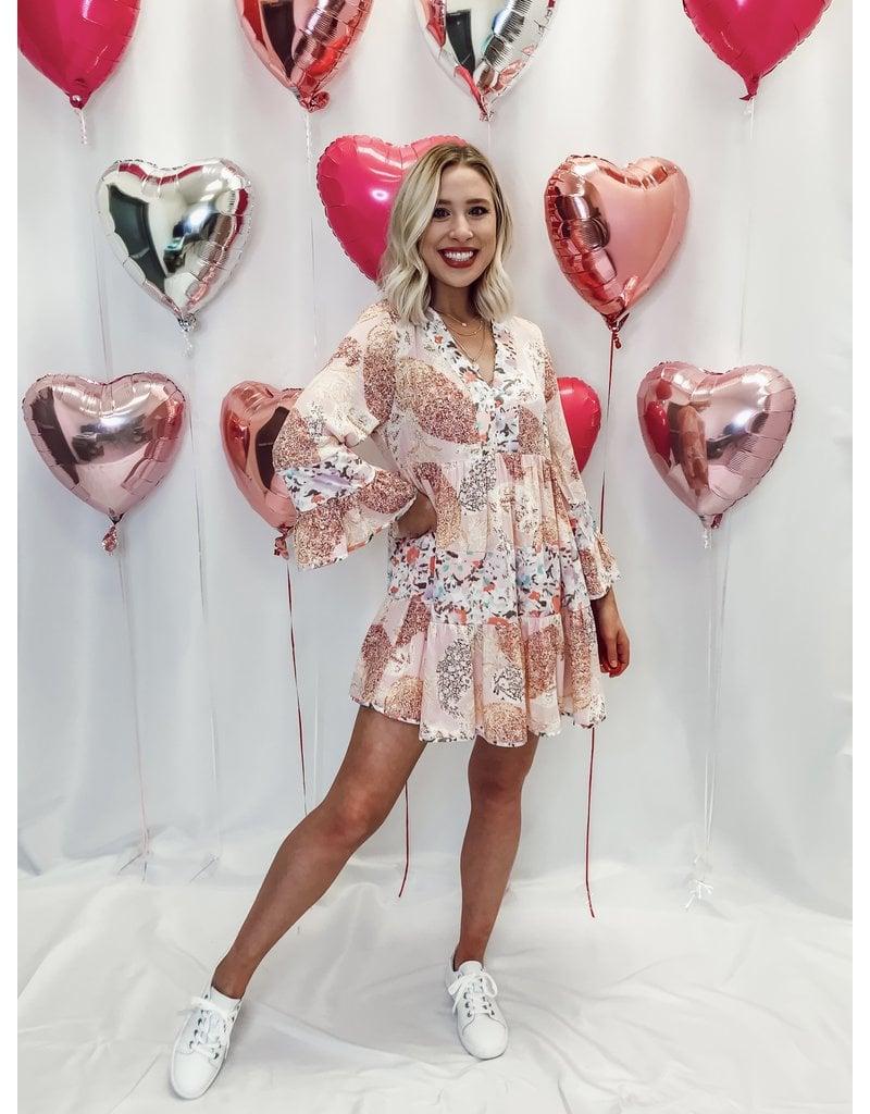 The Loving You Printed Dress