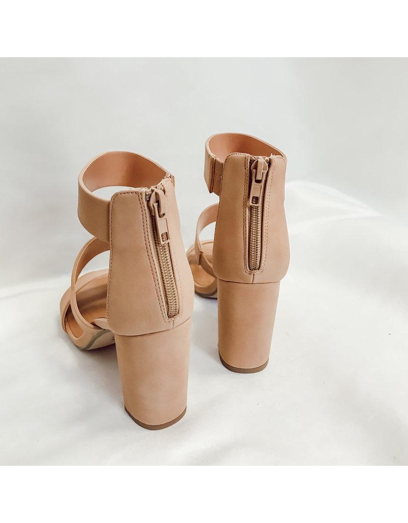 The Prime Heels - Nude
