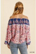 The Spoiled Off The Shoulder Top
