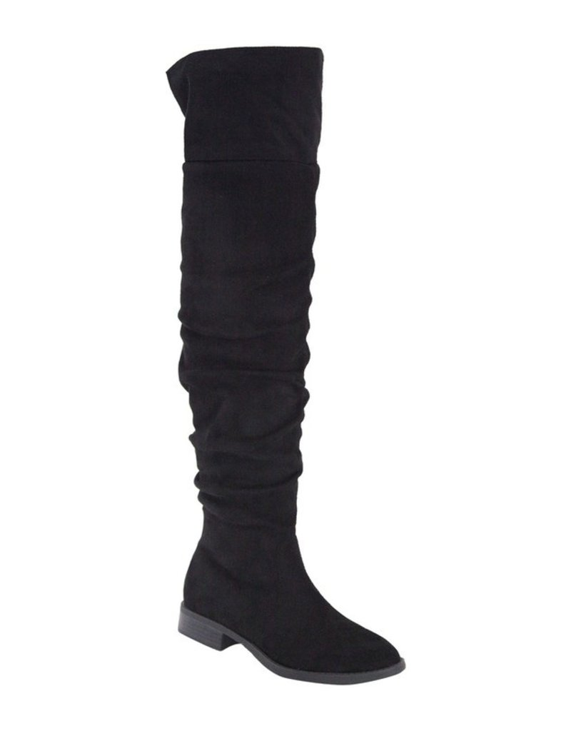 The Charlie Over The Knee Boot