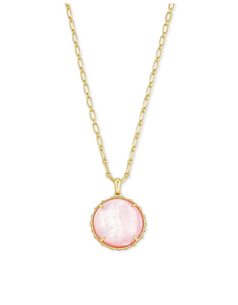 The Natalie Long Pendant Necklace
