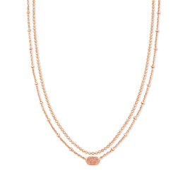 Kendra Scott Emilie Multi Strand Necklace