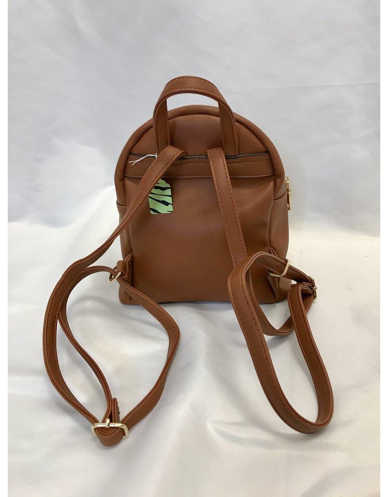 Amanda Backpack - Brown