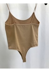 The Invite Only Ribbed Bodysuit