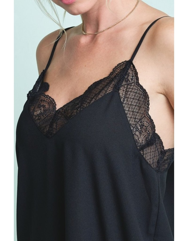 The Charming Lace Cami