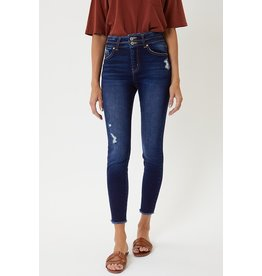 The Deb Double Button Skinny