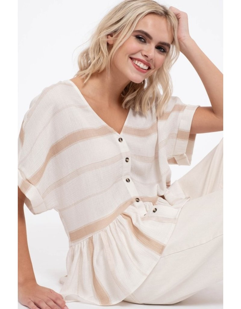 The Eloise Striped Top