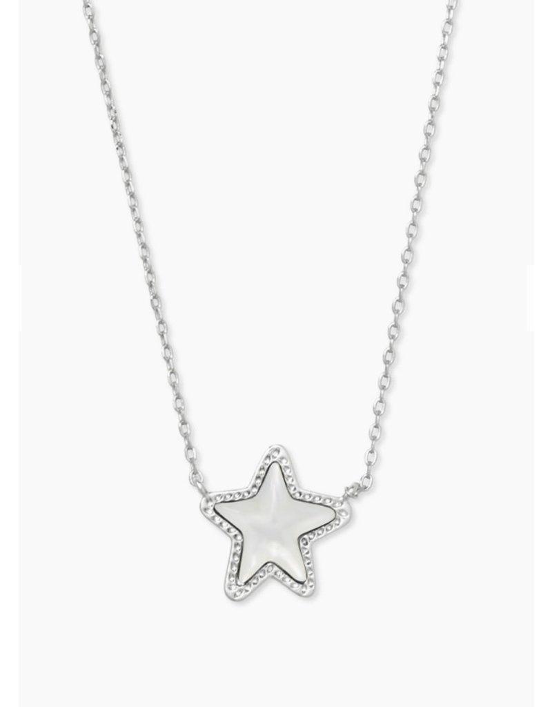 Kendra Scott Jae Star Pendant Necklace