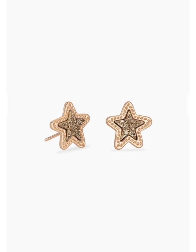 The Jae Star Stud Earrings