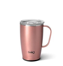 The Swig Travel Mug - Rose Gold