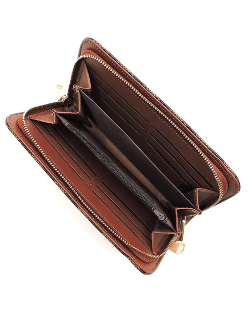 The Grayson Purse & Wallet Set