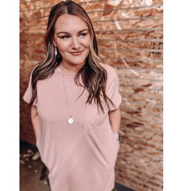 The Rosie Girl T-Shirt Dress