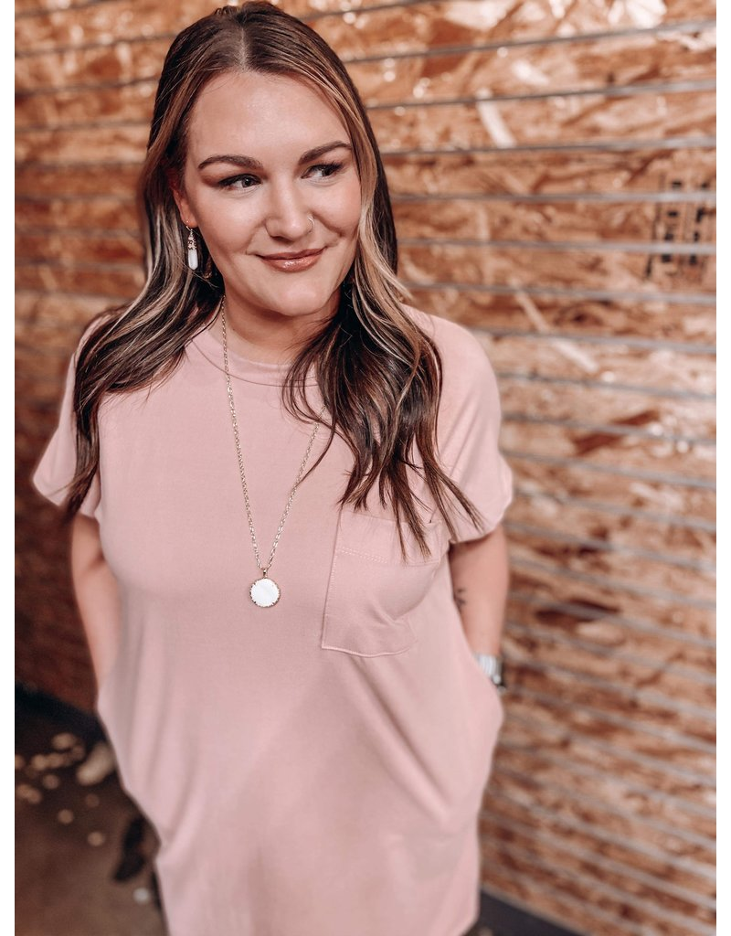 The Rosie Girl T-Shirt Dress