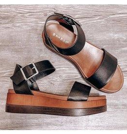 The Atlanta Platform Sandal