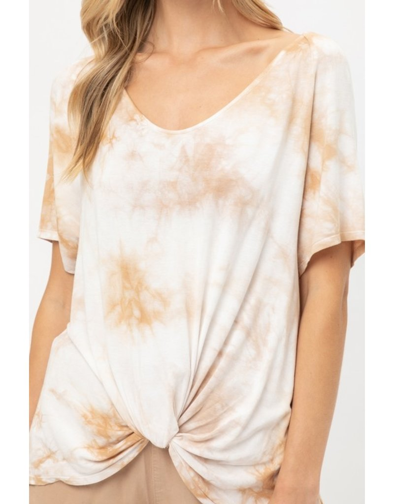 The Why Knot Tie Dye Top