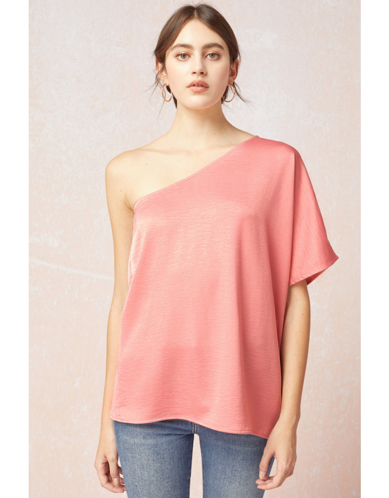 The These Days One Shoulder Top