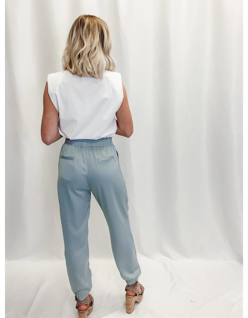 The Kind Of A Big Deal Satin Joggers