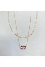 The Elisa Multi Strand Necklace