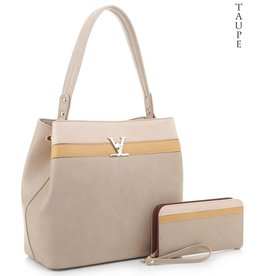 The Tiffany Purse & Wallet Set