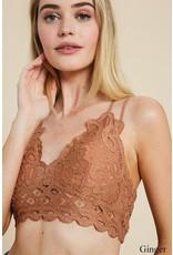 Wish List Favorite Crochet Lace Bralette