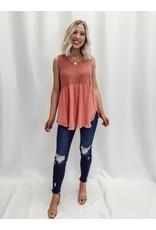 The Throw It On Babydoll Top