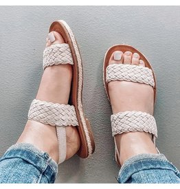 The Kendall Braided Sandal