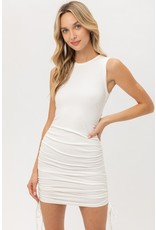 The Instant Gratification Ribbed Dress