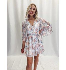 The Julie Floral Print Dress