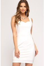 The Sweetheart Bodycon Dress