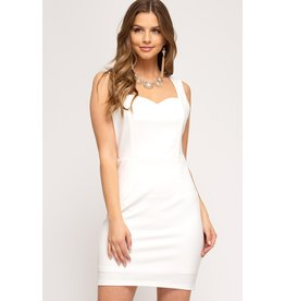 The Sweetheart Bodycon Dress