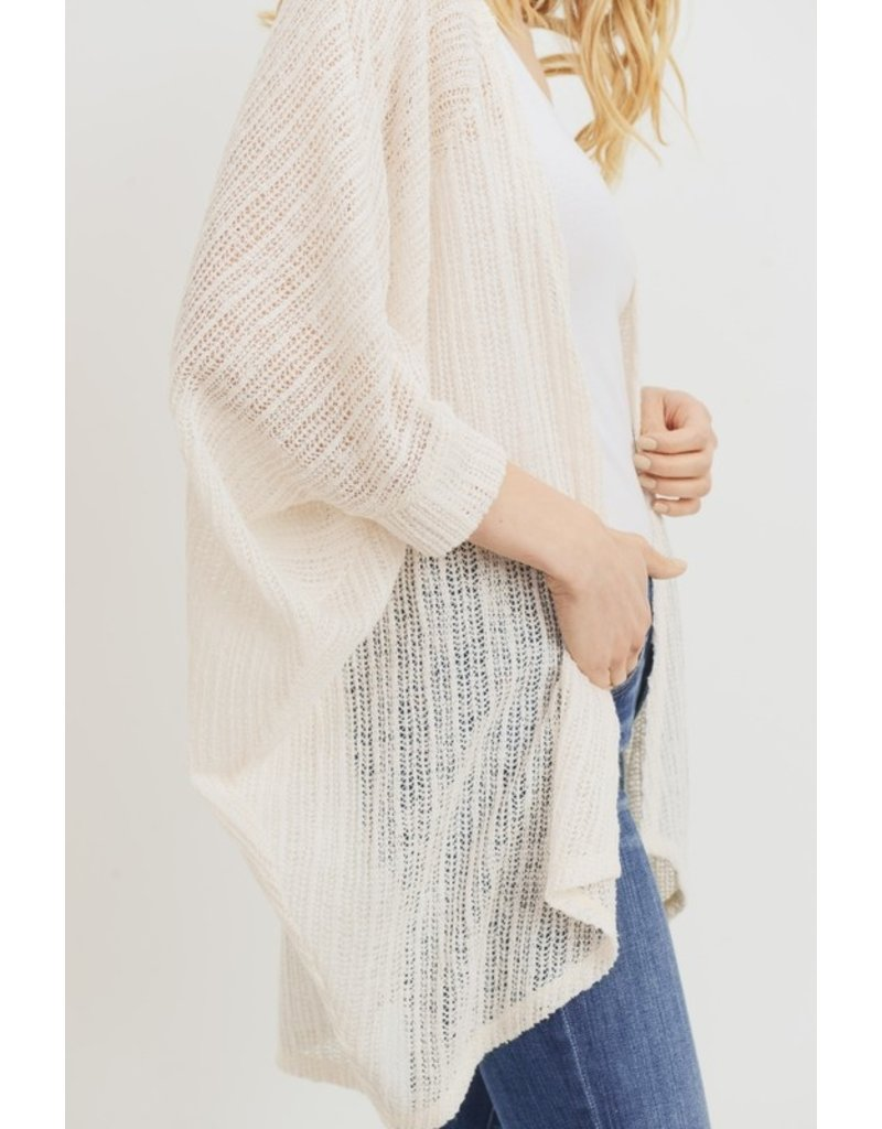 The Rise And Grind Knit Cardigan