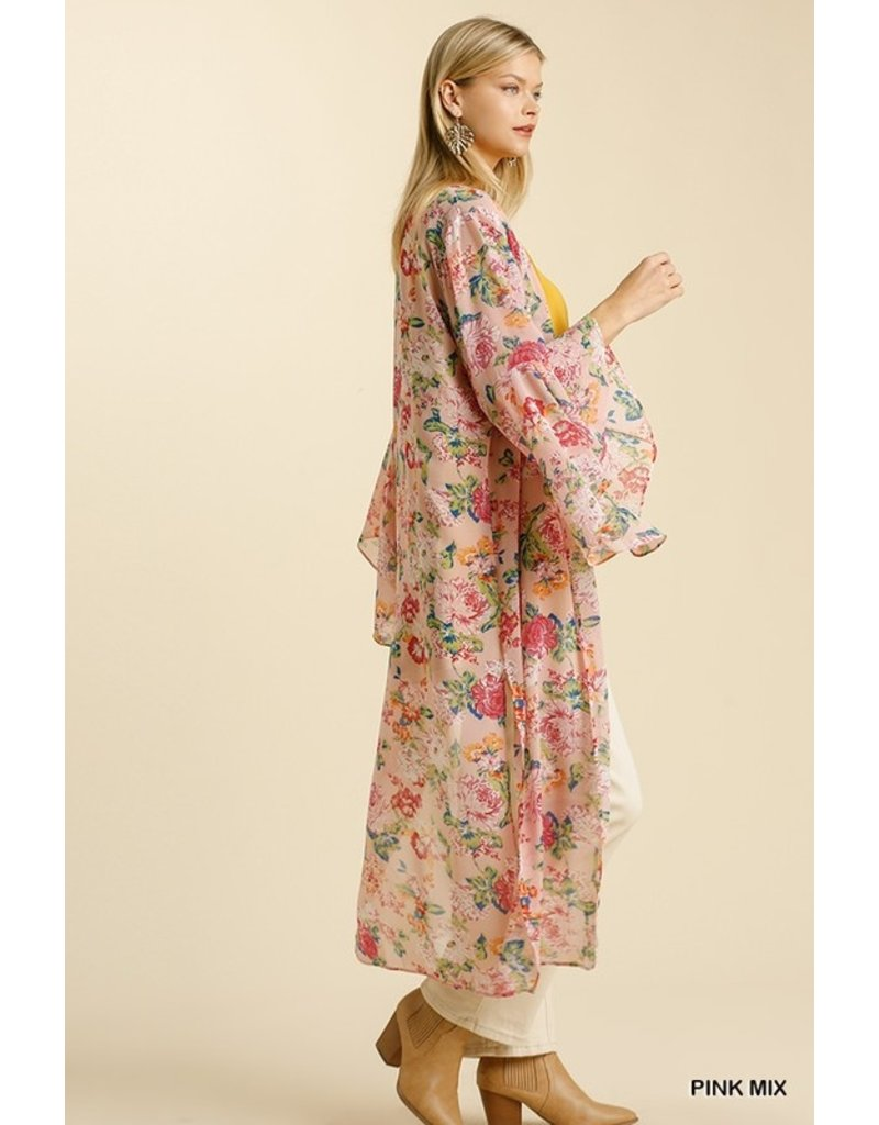 The Bloom Baby Duster Kimono