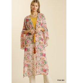 The Bloom Baby Duster Kimono