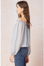 The You Matter Off The Shoulder Top