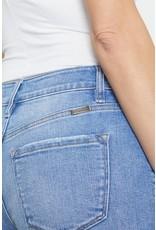 The Kemp Button Fly Denim Shorts