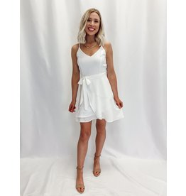 The Kenzie Front Tie Dress