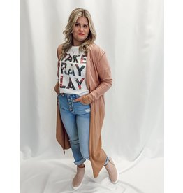 The A Marvelous Wish Lightweight Ombre Cardigan