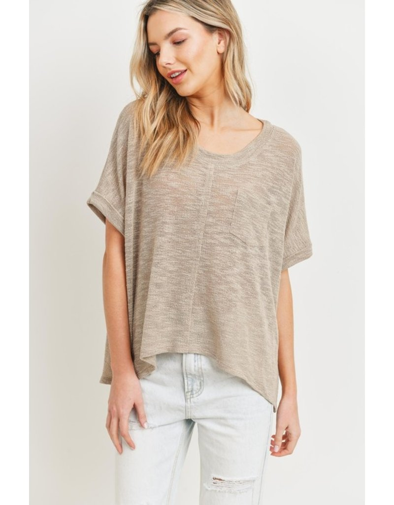 The Erika Relaxed Tee