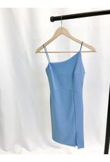 The Pebbles Side Slit Bodycon Dress