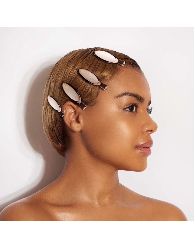 Creaseless Hair Clips - Rose Gold