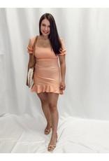 The Valeria Ruffled Dress