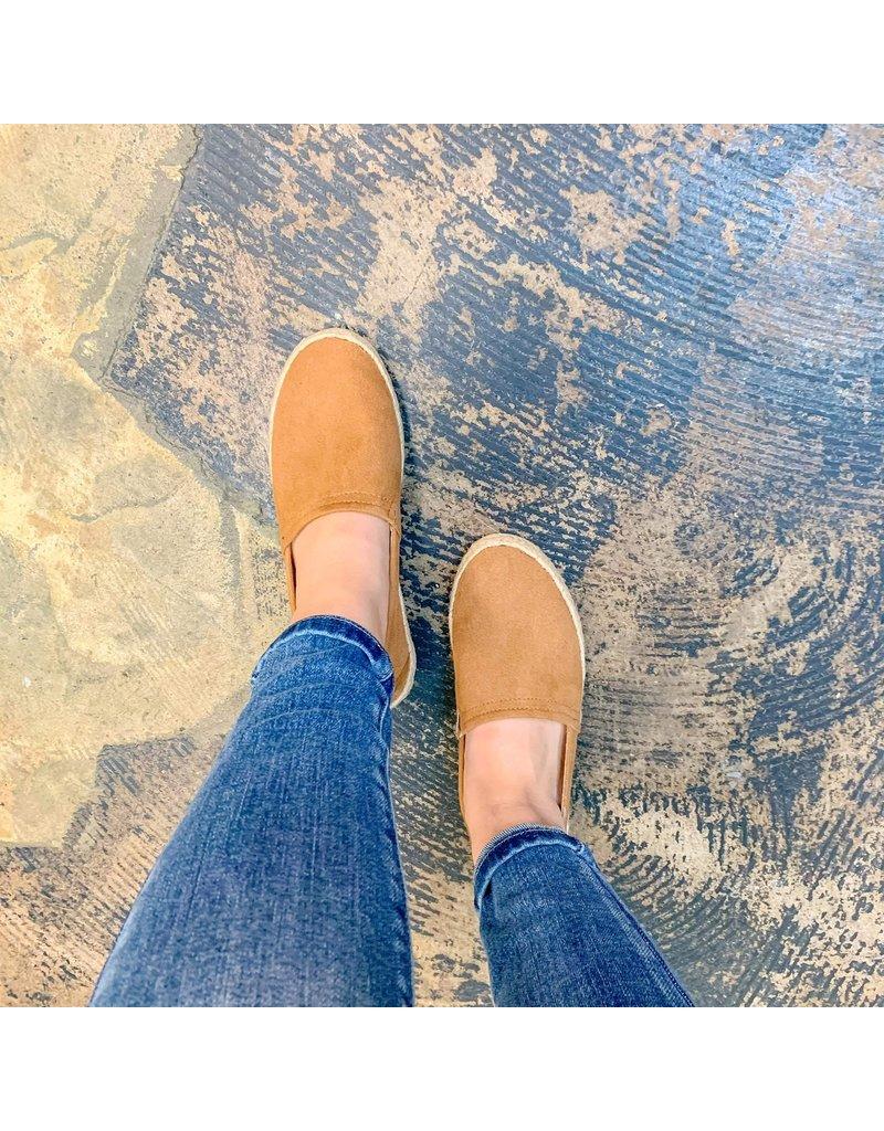 The Betty Espadrille Slip On Sneaker
