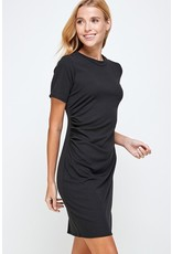 The Jump For Joy Ribbed Dress