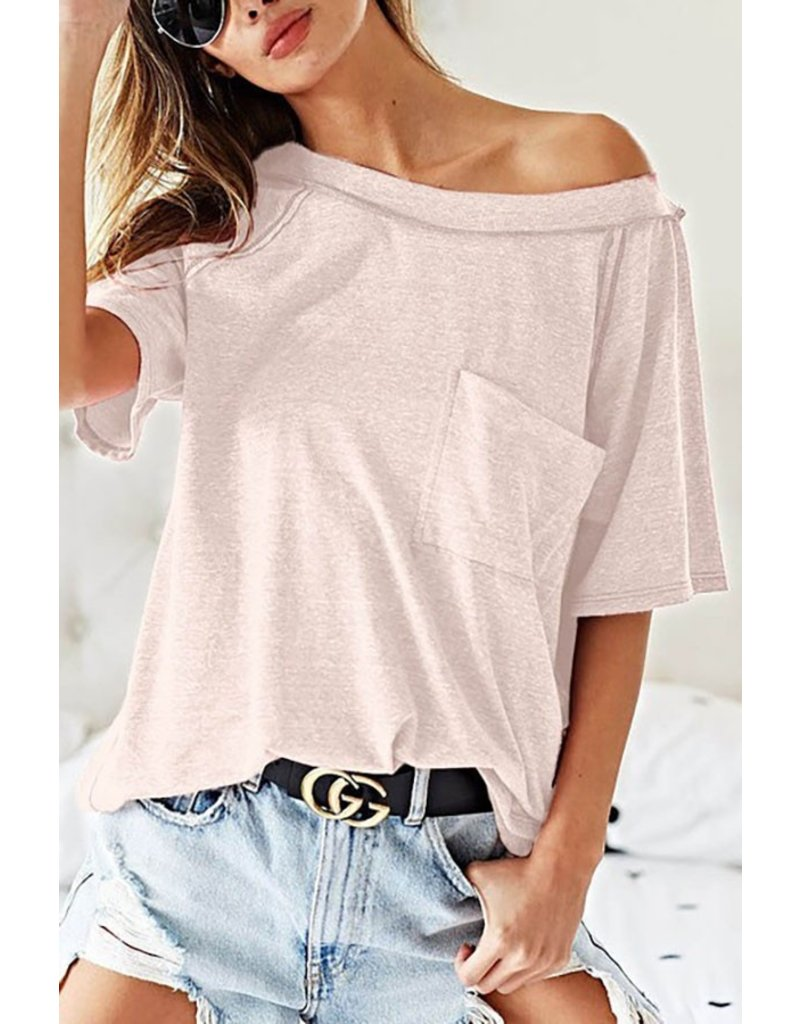 The Toasted Marshmallow Relaxed Tee