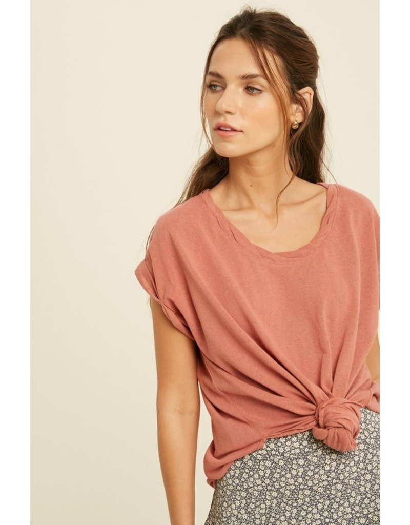 The Twist & Shout Relaxed Tee
