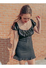 The You Look Perfect Smocked Dress