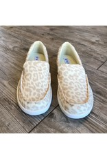 The Maya Leopard Sneaker Slide