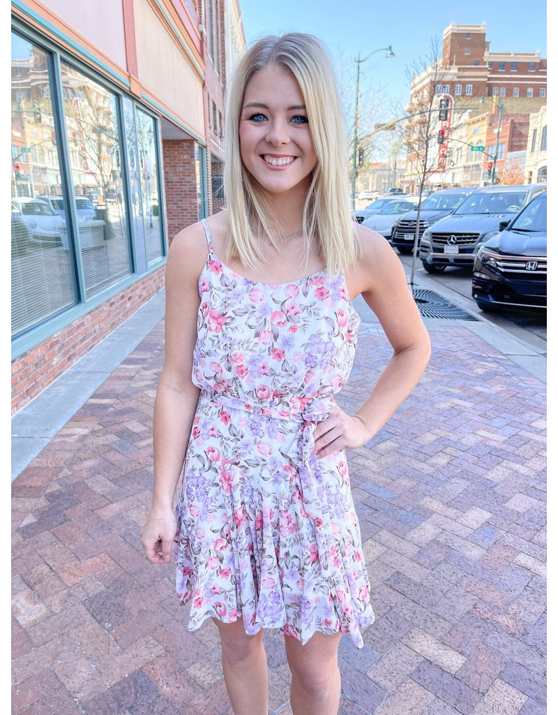 The Kimberly Floral Print Dress